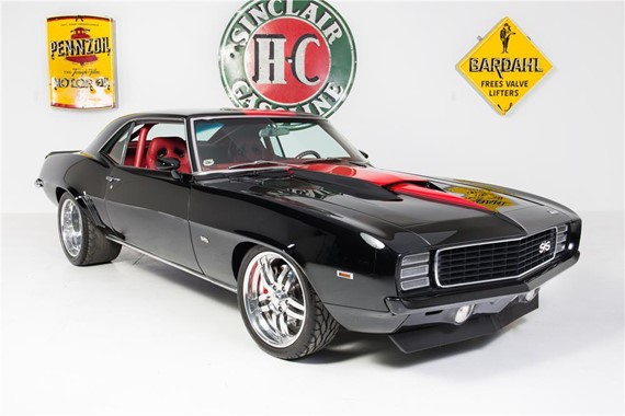 1969 Chevrolet Camaro SS:5 car images available