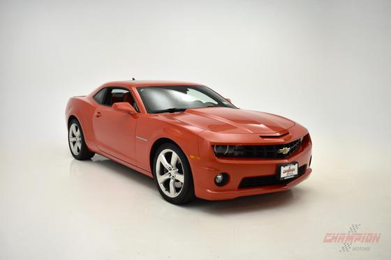2010 Chevrolet Camaro SS:24 car images available