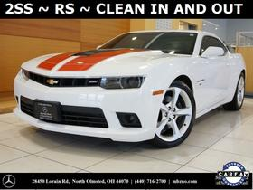 2015 Chevrolet Camaro SS:24 car images available