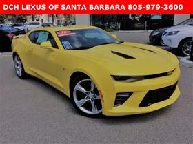 2016 Chevrolet Camaro SS:15 car images available