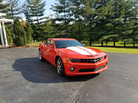 2011 Chevrolet Camaro SS:6 car images available