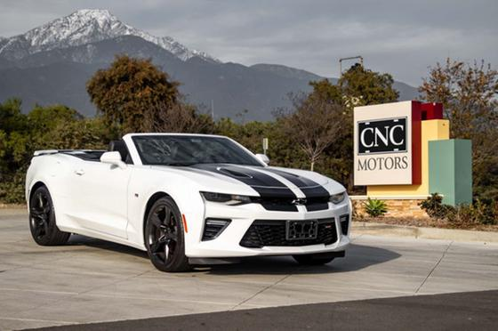 2018 Chevrolet Camaro SS:24 car images available