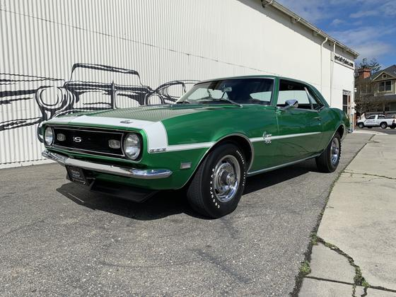 1968 Chevrolet Camaro SS:9 car images available