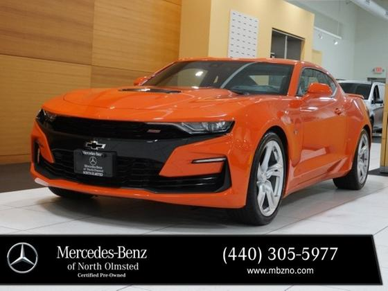 2019 Chevrolet Camaro SS:24 car images available