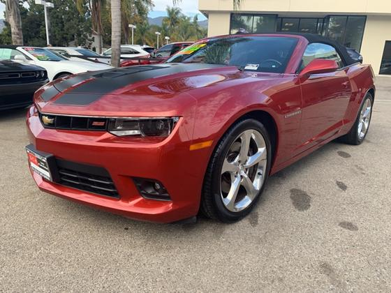 2015 Chevrolet Camaro SS:3 car images available