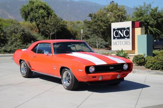 1969 Chevrolet Camaro SS:24 car images available