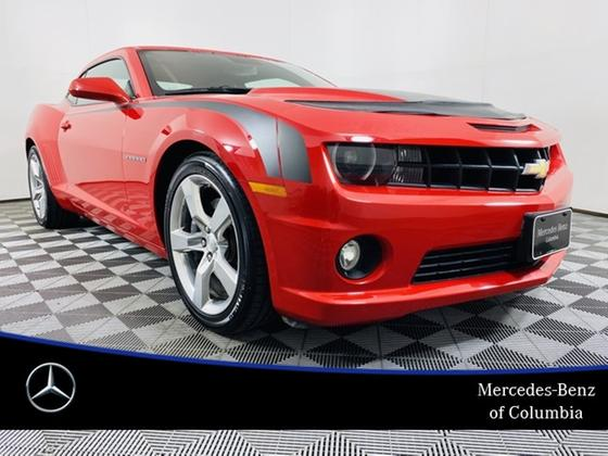 2011 Chevrolet Camaro SS:24 car images available