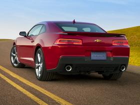 2015 Chevrolet Camaro SS : Car has generic photo