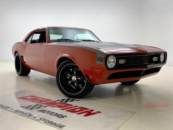 1968 Chevrolet Camaro SS:24 car images available