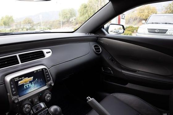 2013 Chevrolet Camaro SS