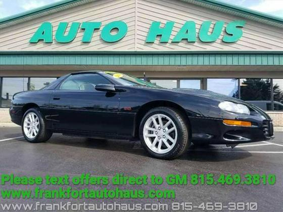 2000 Chevrolet Camaro Z28:24 car images available