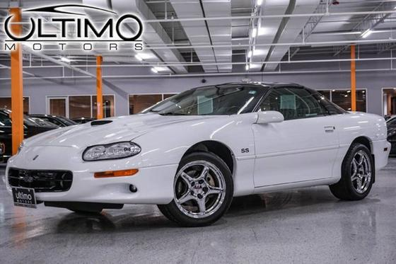 2001 Chevrolet Camaro Z28:24 car images available
