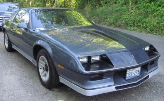1984 Chevrolet Camaro Z28:6 car images available