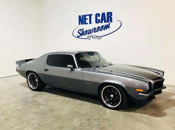 1973 Chevrolet Camaro Z28:24 car images available