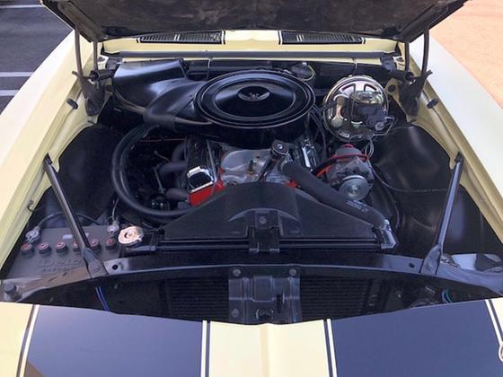 1967 Chevrolet Camaro Z28