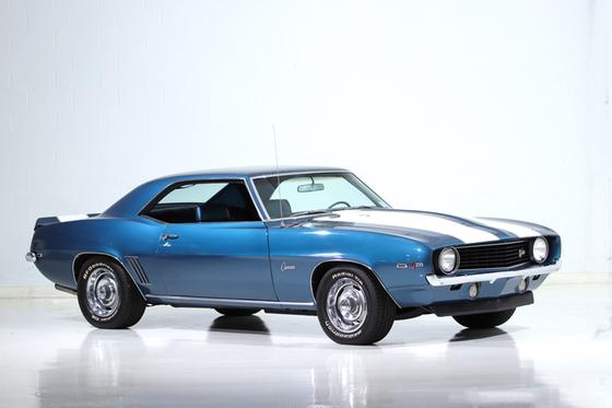 1969 Chevrolet Camaro Z28:24 car images available