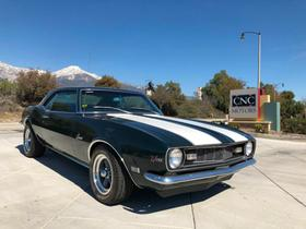 1968 Chevrolet Camaro Z28:8 car images available