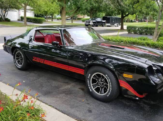 1981 Chevrolet Camaro Z28:24 car images available