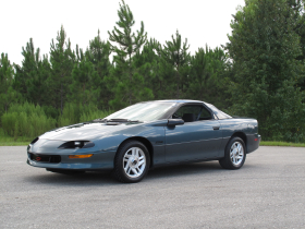 1994 Chevrolet Camaro Z28:10 car images available