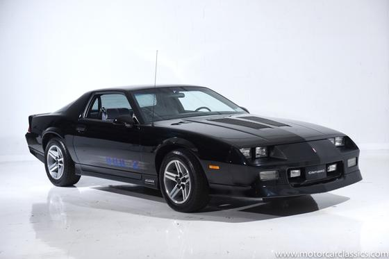 1986 Chevrolet Camaro Z28:24 car images available