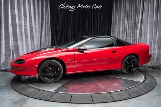 1997 Chevrolet Camaro Z28:24 car images available
