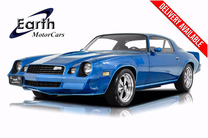 1978 Chevrolet Camaro Z28:24 car images available