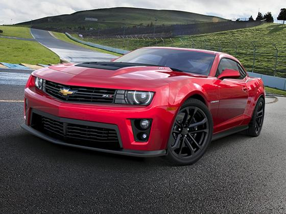 2015 Chevrolet Camaro ZL1 : Car has generic photo