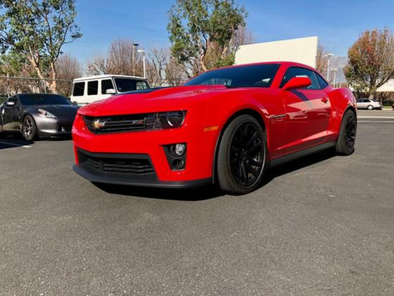 2015 Chevrolet Camaro ZL1:10 car images available