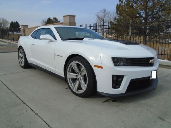 2014 Chevrolet Camaro ZL1:6 car images available