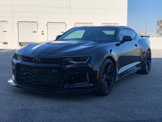 2018 Chevrolet Camaro ZL1:18 car images available