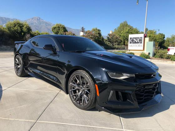 2018 Chevrolet Camaro ZL1:9 car images available