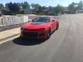 2017 Chevrolet Camaro ZL1:4 car images available