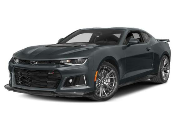 2018 Chevrolet Camaro ZL1 : Car has generic photo