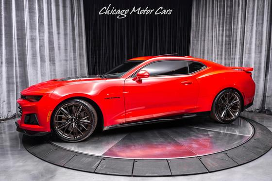 2017 Chevrolet Camaro ZL1:24 car images available