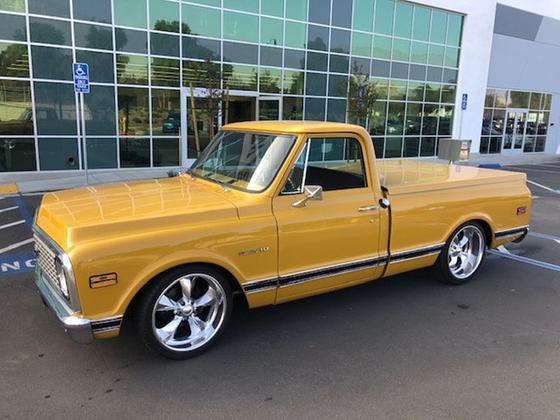 1972 Chevrolet Classics