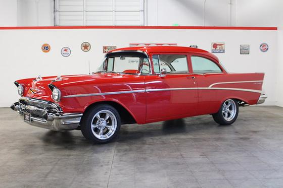 1957 Chevrolet Classics 210:9 car images available