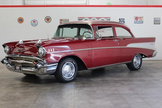 1957 Chevrolet Classics 210