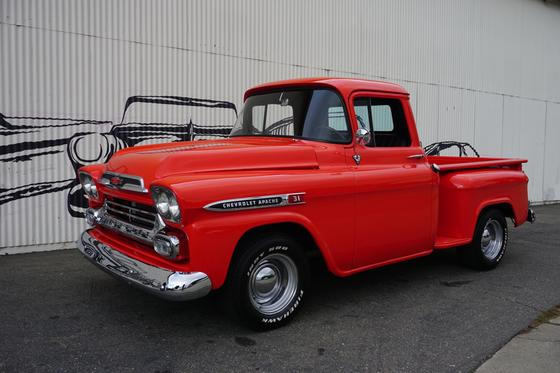 1959 Chevrolet Classics 3100:9 car images available