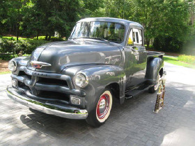 1955 Chevrolet Classics 3100:18 car images available