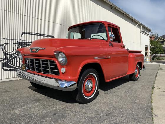 1955 Chevrolet Classics 3100:9 car images available