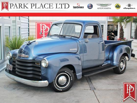 1949 Chevrolet Classics 3100:24 car images available