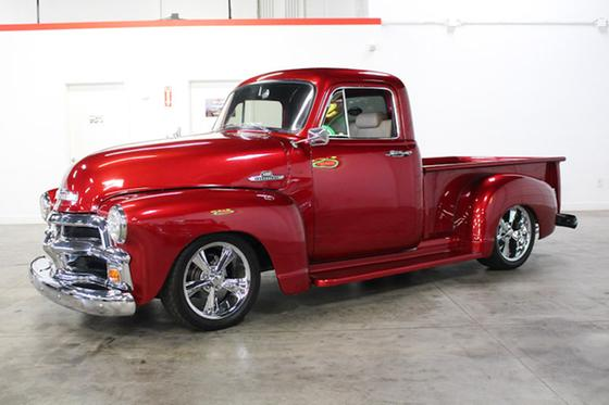 1955 Chevrolet Classics 3100:12 car images available