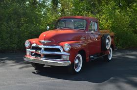 1954 Chevrolet Classics 3100:24 car images available