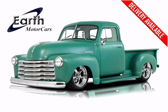 1951 Chevrolet Classics 3100:24 car images available