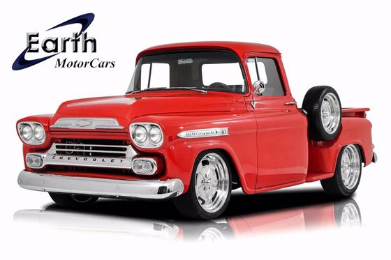 1959 Chevrolet Classics 3100:24 car images available
