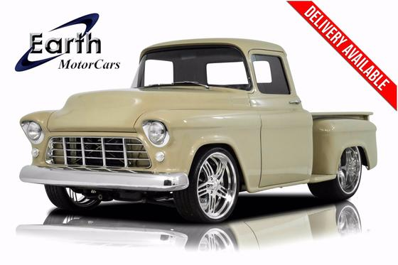 1955 Chevrolet Classics Apache:24 car images available