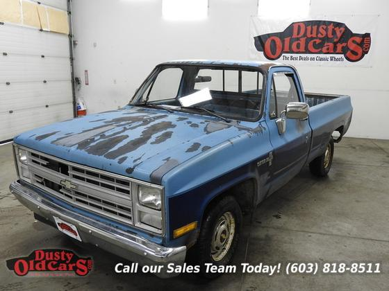 1987 Chevrolet Classics C10:24 car images available