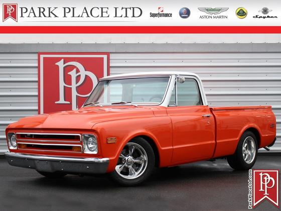 1972 Chevrolet Classics C10:24 car images available