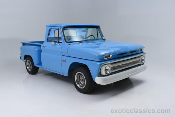 1966 Chevrolet Classics C10:24 car images available