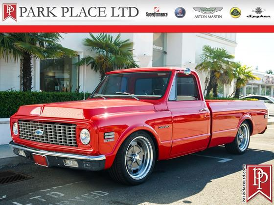 1972 Chevrolet Classics C10:10 car images available